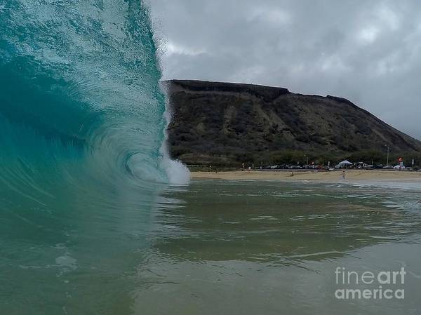 Bodyboard Photograph - Number One Beauty  by Benen  Weir