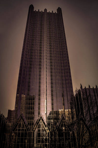 Wall Art - Photograph - Number One, Ppg Place, Pittsburgh by Art Spectrum
