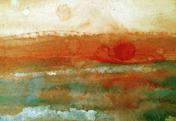 Painting - Numinous  by Valerie Anne Kelly