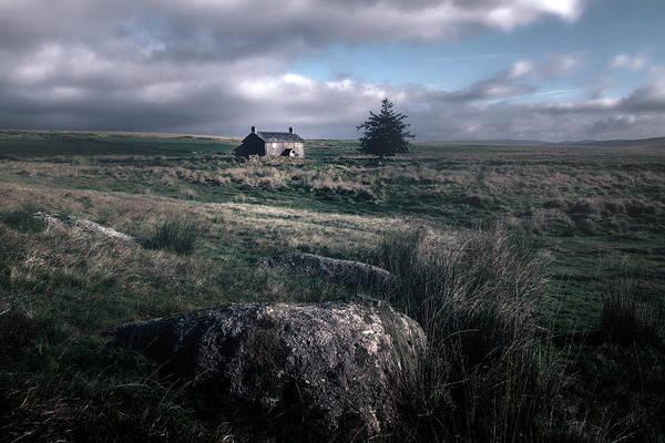 Wall Art - Photograph - Nun's Cross Farm - Dartmoor by Joana Kruse