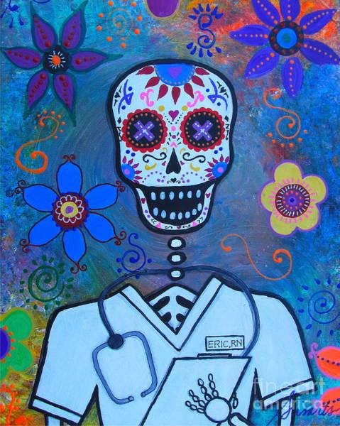 Painting - Nurse Eric by Pristine Cartera Turkus
