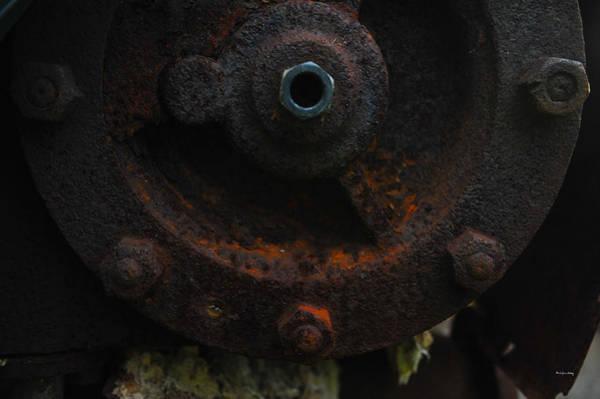 Photograph - Nuts And Bolts by Randi Grace Nilsberg