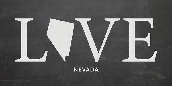 Mixed Media - Nv Love by Nancy Ingersoll