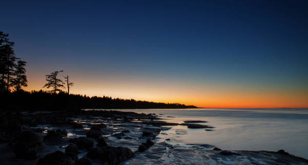 Photograph - Nw Bay Sunset by Randy Hall