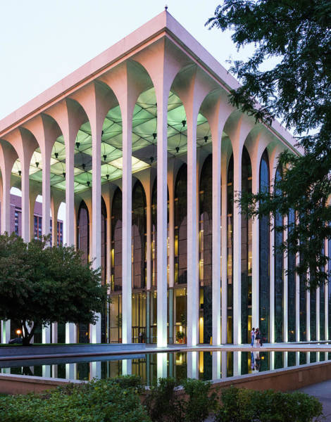 Photograph - Nwnl Building At Dusk by Mike Evangelist