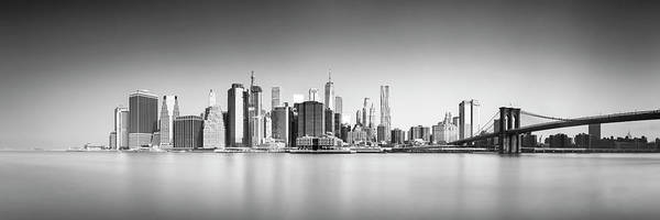 Wall Art - Photograph - Ny Skyline by Ivo Kerssemakers