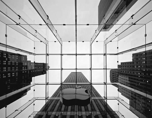5th Avenue Photograph - Nyc Big Apple II by Nina Papiorek