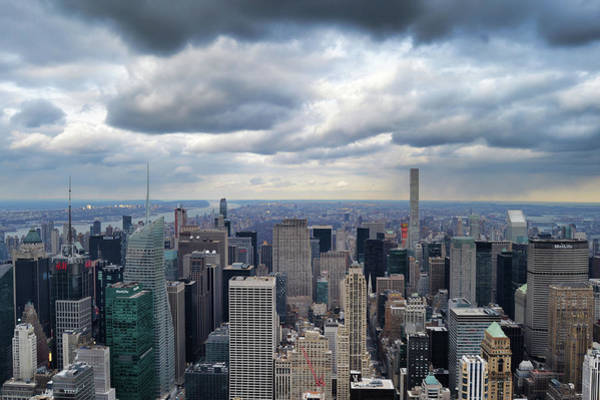 Photograph - Nyc City by Kathy McCabe