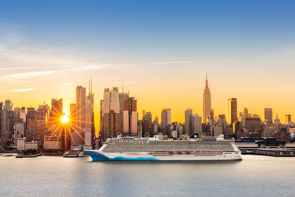 Photograph - Nyc Cruise by Mihai Andritoiu