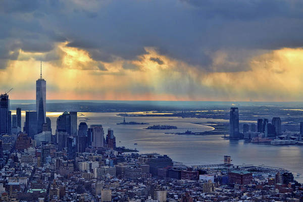 Photograph - Nyc Freedom by Kathy McCabe