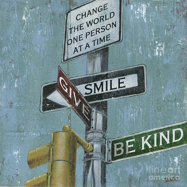 Scene Wall Art - Painting - Nyc Inspiration 1 by Debbie DeWitt