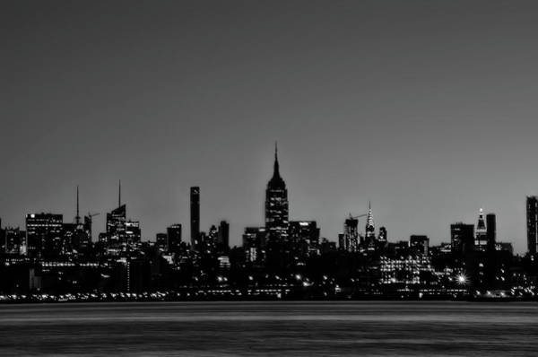 Wall Art - Photograph - Nyc - Night by Bill Cannon