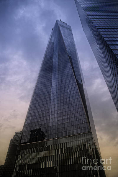 Wall Art - Photograph - Nyc-one World Trade Center N1 by Mary Machare