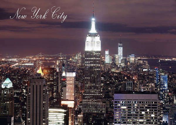 Photograph - Nyc-rock 092617 by Rospotte Photography