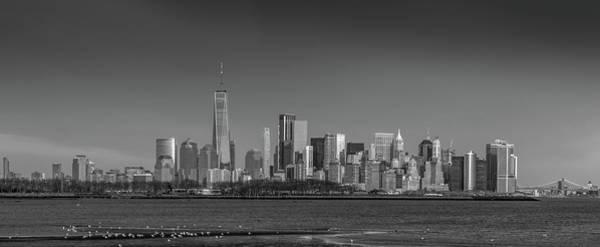 Photograph - Nyc Skyline by Daniel Carvalho