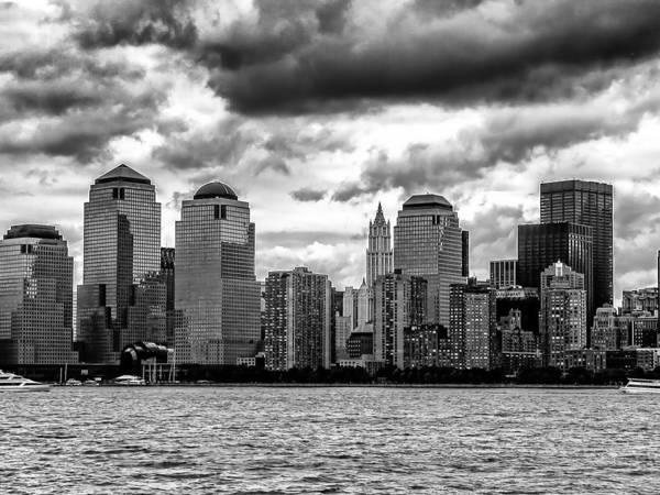 Photograph - Nyc Skyline by Louis Dallara