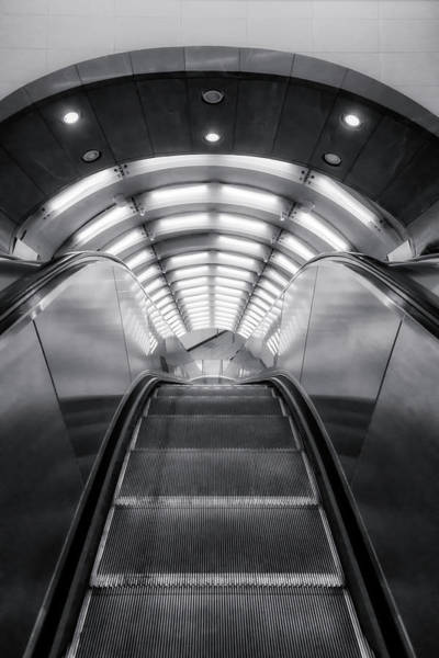 Photograph - Nyc Subway Station by Susan Candelario