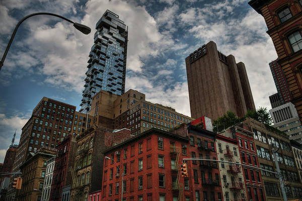 Photograph - Nyc - Tribeca 002 by Lance Vaughn
