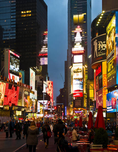 Uptown Manhattan Photograph - Nyc023 by Svetlana Sewell