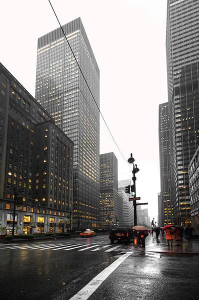 Uptown Manhattan Photograph - Nyc044 by Svetlana Sewell