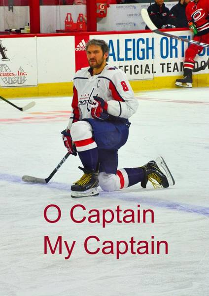 Photograph - O Captain My Captain #8 by Lisa Wooten