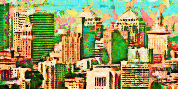 Photograph - Oakland California 20180515 V2 by Wingsdomain Art and Photography
