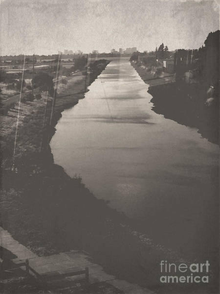 Photograph - Oakland Canal by Jenny Revitz Soper