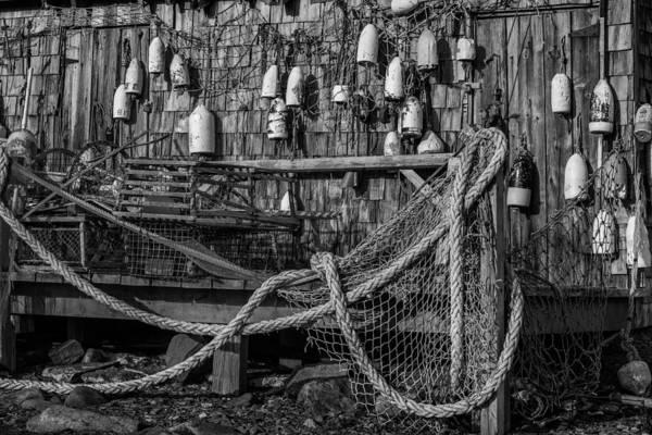 Seacoast Photograph - Oar House by Joseph Smith