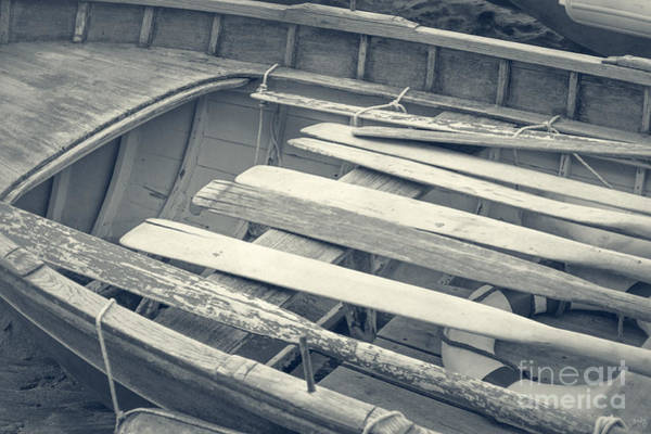 Photograph - Oars by Prints of Italy