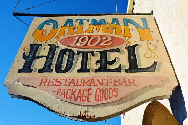 Photograph - Oatman Hotel Route 66 by Kyle Hanson