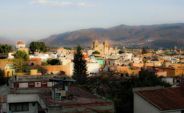 Photograph - Oaxaca by Lee Santa