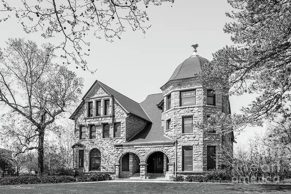 Photograph - Oberlin College Baldwin Cottage by University Icons