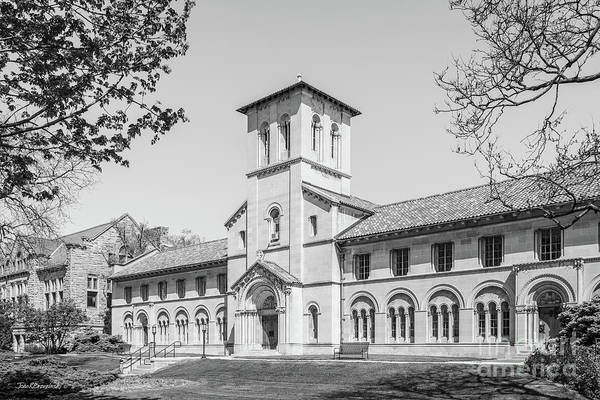 Photograph - Oberlin College Bosworth Hall by University Icons