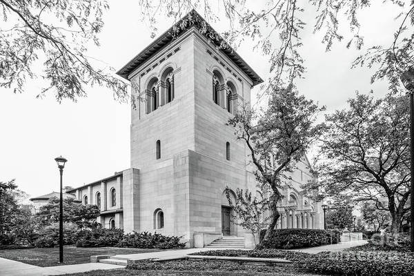Photograph - Oberlin College Finney Chapel by University Icons