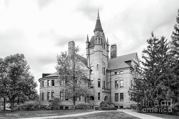 Photograph - Oberlin College Peters Hall by University Icons