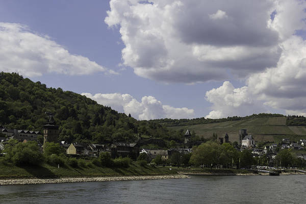 Wall Art - Photograph - Oberwesel View by Teresa Mucha