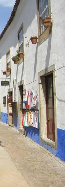 Photograph - Obidos Street II Portugal by John Shiron
