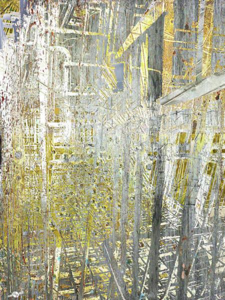 Wire Mixed Media - Oblivion by Tony Rubino