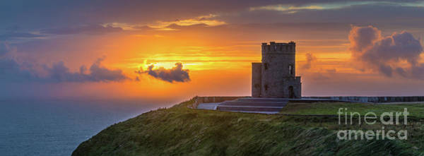 Meijer Wall Art - Photograph - O'brien's Tower - Ireland by Henk Meijer Photography