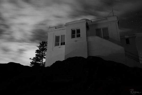 Photograph - Observatory Dawn by Rasma Bertz