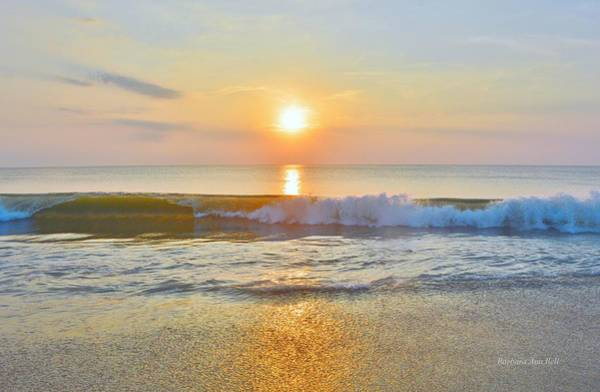 Photograph - Obx Sunrise 7/22/17 by Barbara Ann Bell