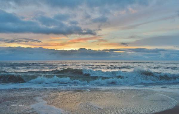 Photograph - Obx Sunrise June 6 by Barbara Ann Bell