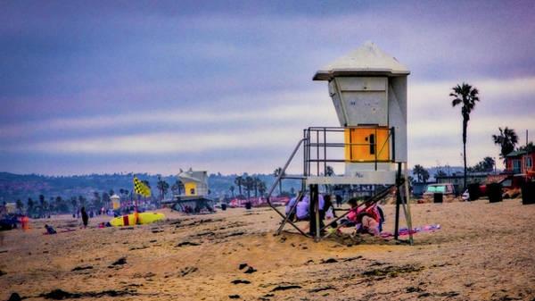 Photograph - Ocean Beach by Bryant Coffey