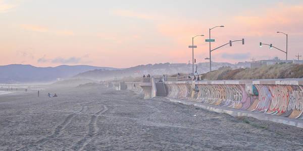 Francisco Photograph - Ocean Beach by Jane Hu