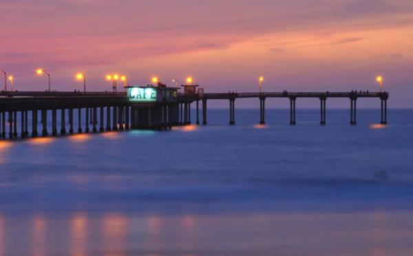 Wall Art - Photograph - Ocean Beach Pier by Kelly Wade