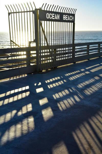 Photograph - Ocean Beach San Diego by Kyle Hanson