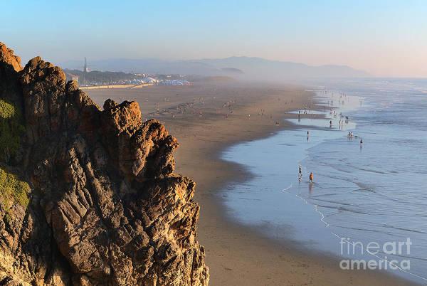Photograph - Cliffs At Ocean Beach - San Francisco - California by Carlos Alkmin