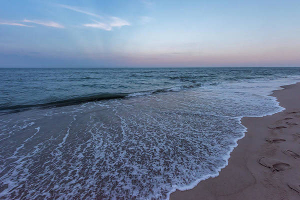 Photograph - Ocean Blanket Lavallette New Jersey by Terry DeLuco