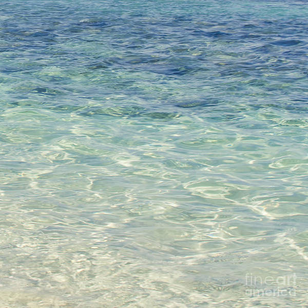 Photograph - Ocean Blue by Sharon Mau