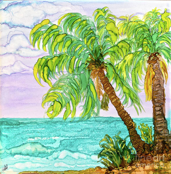 Painting - Ocean Breeze by Christine Dekkers